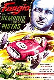 Fangio, el demonio de las pistas Poster