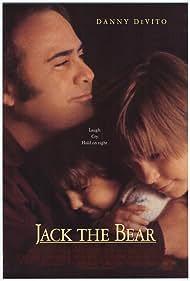Danny DeVito, Miko Hughes, and Robert J. Steinmiller Jr. in Jack the Bear (1993)