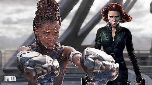 'Black Panther' Cast Choose Their 'Avengers' Battle Partners
