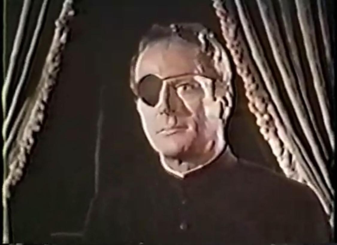 Jason Evers in T.H.E. Cat (1966)