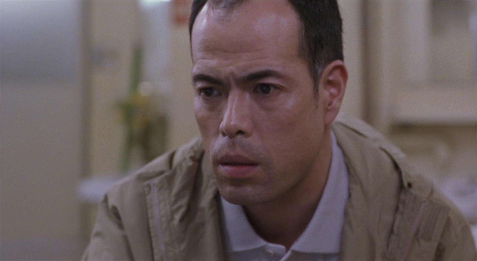 Yoji Tanaka in Ju-on (2002)