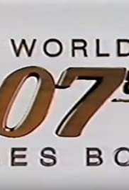 The World of James Bond Poster
