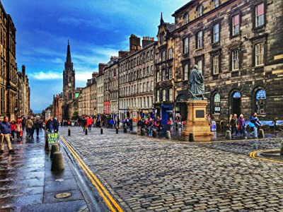 300mb movies direct download The Royal Mile: Edinburgh [2160p]