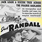 Kenne Duncan and Jack Randall in Covered Wagon Trails (1940)