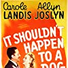 Allyn Joslyn and Carole Landis in It Shouldn't Happen to a Dog (1946)