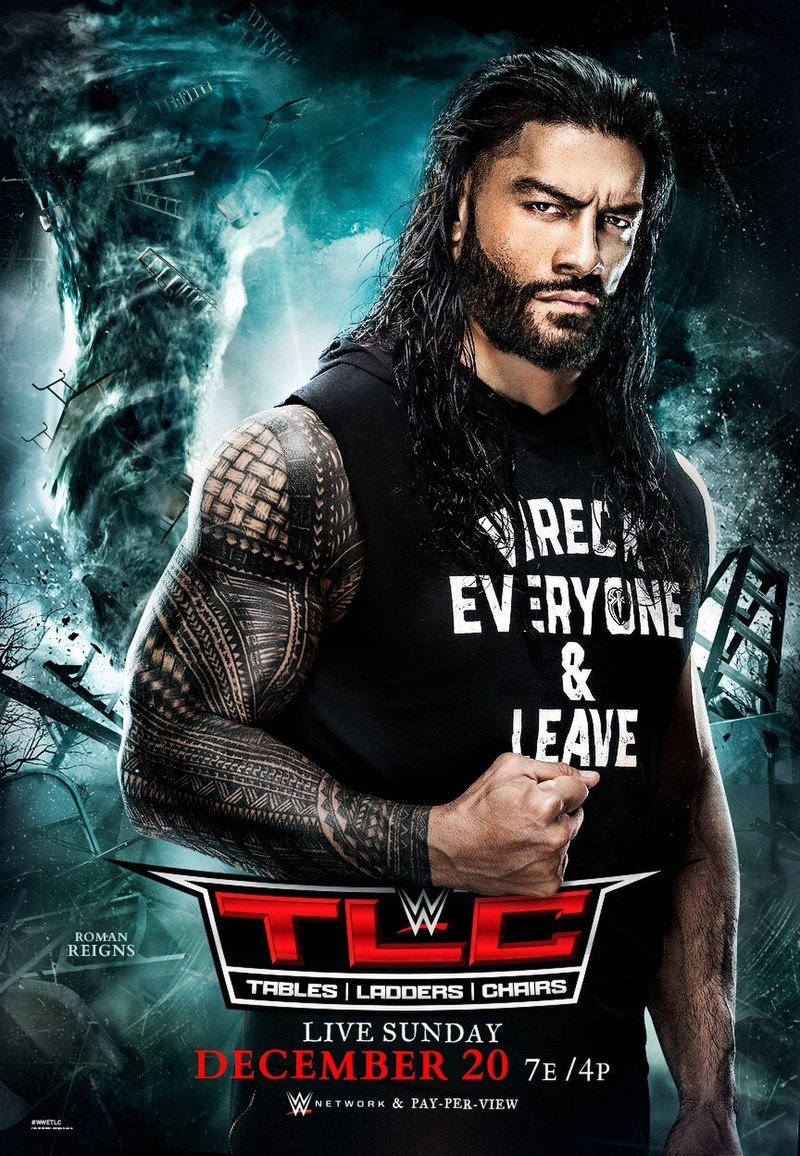 watch WWE TLC: Tables, Ladders & Chairs on soap2day