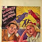 Judy Clark and Leo Gorcey in In Fast Company (1946)