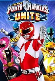 Power Rangers: Unite Poster