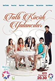 Tatli Küçük Yalancilar Poster - TV Show Forum, Cast, Reviews