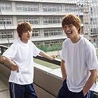 Kento Yamazaki and Nobuyuki Suzuki in Ôkami shôjo to kuro ôji (2016)