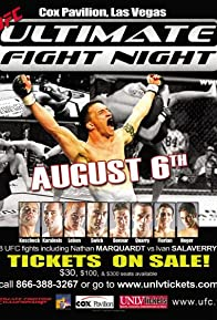 Primary photo for UFC: Ultimate Fight Night