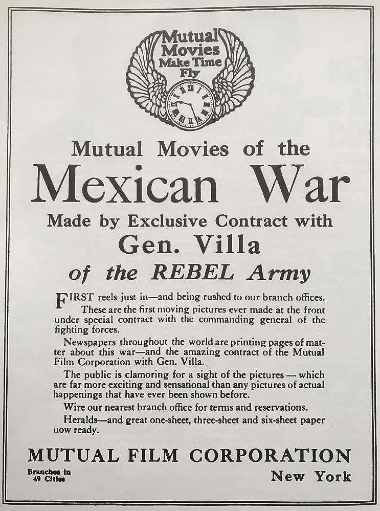 The Life of General Villa (1914)
