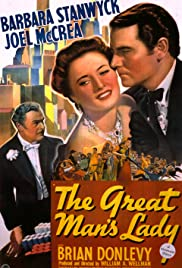The Great Man's Lady Poster