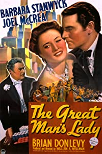 Upcoming movies The Great Man's Lady USA [1280x800]