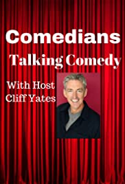 Comedians Talking Comedy Poster
