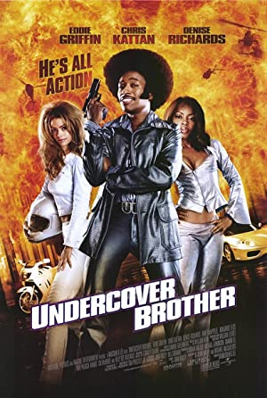 Undercover Brother Poster Image