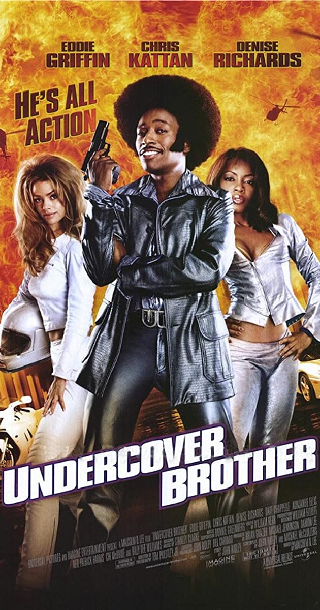 Subtitle of Undercover Brother