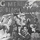 Rod Cameron, Noel Cravat, Nino Pipitone, and Constance Worth in G-Men vs. The Black Dragon (1943)