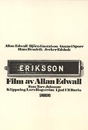 Eriksson Poster