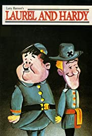 A Laurel and Hardy Cartoon Poster - TV Show Forum, Cast, Reviews