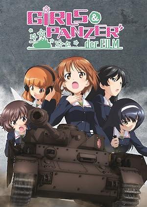 مشاهدة فيلم Girls und Panzer der Film مترجم أونلاين مترجم