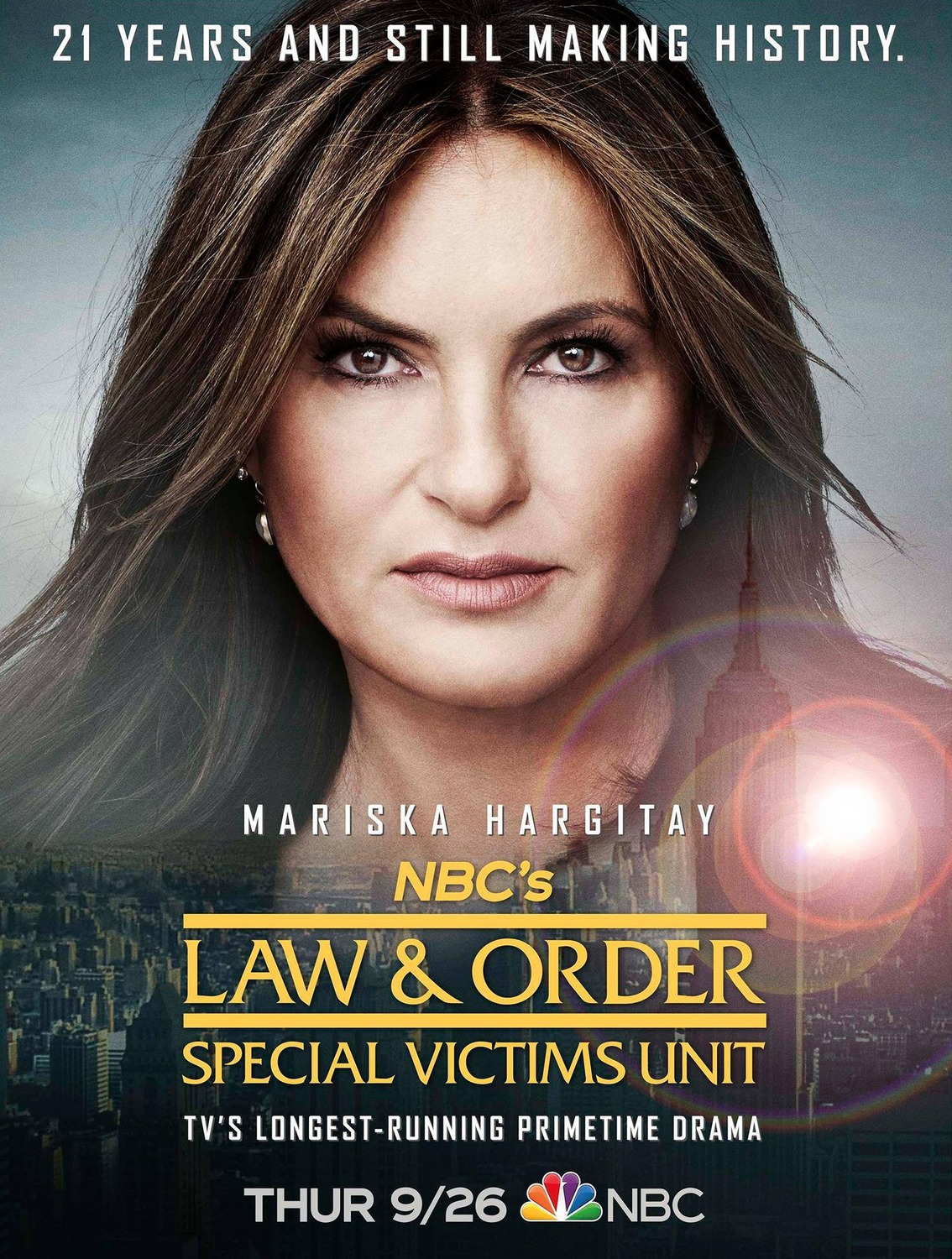 Law & Order: Special Victims Unit - Production & Contact