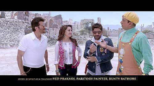 Total Dhamaal | Zoo Promo | Ajay | Anil | Madhuri | Indra Kumar | In Cinemas Now