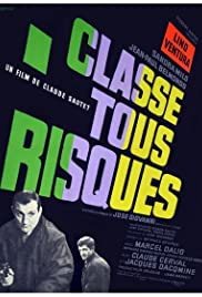 Classe Tous Risques (1960) Poster - Movie Forum, Cast, Reviews
