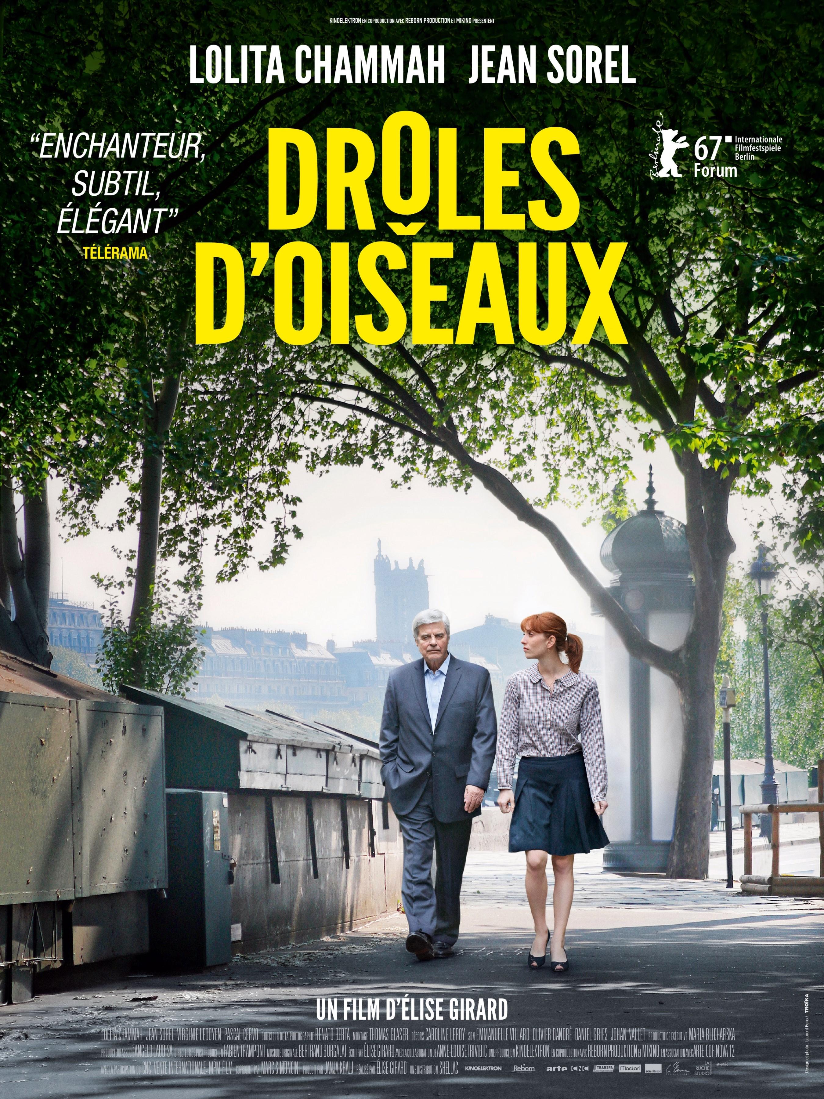 Droles D Oiseaux 2017 Imdb