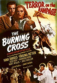 The Burning Cross Poster