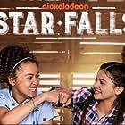 Siena Agudong, Jadiel Dowlin, Kamaia Fairburn, and Marcus Cornwall in Star Falls (2018)