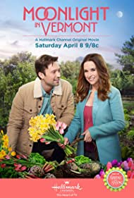 Lacey Chabert and Carlo Marks in Moonlight in Vermont (2017)