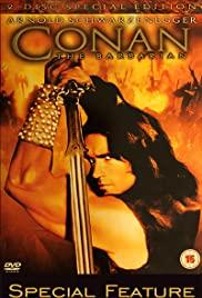 Conan: The Rise of a Fantasy Legend Poster