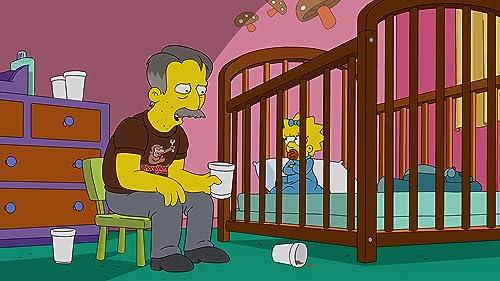 The Simpsons: Dad Behavior