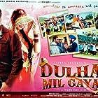 Fardeen Khan and Ishita Sharma in Dulha Mil Gaya (2010)