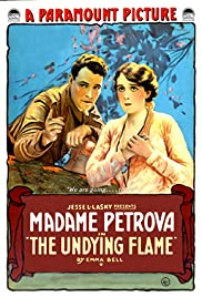 The Undying Flame Poster