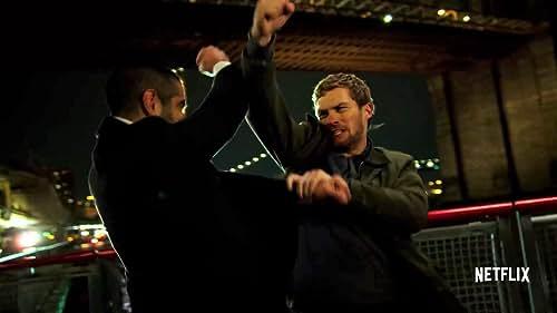 "Season 2 of Marvel's ""Iron Fist"" debuts exclusively on Netflix on Sept. 7, 2018."