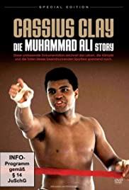 Cassius Clay - Die Muhammad Ali Story - Dokumentation Poster