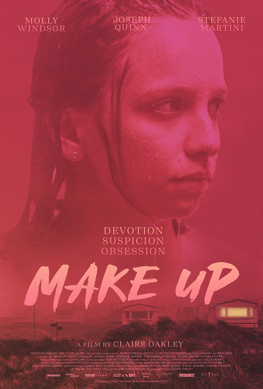 Make Up (2020) WebRip 720p Dual Audio [Hindi (Voice Over) Dubbed + English] [Full Movie]
