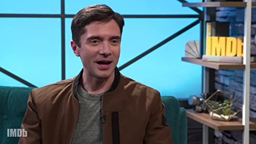 """Topher Grace on Spike Lee's Method and Taking """"Minor Adventures"""" With Friends"""