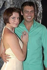Luigi Baricelli and Letícia Spiller in Sabor da Paixão (2002)