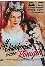 The Story of Vickie (1954) Poster - Movie Forum, Cast, Reviews