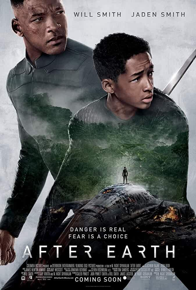 After Earth (2013) in Hindi