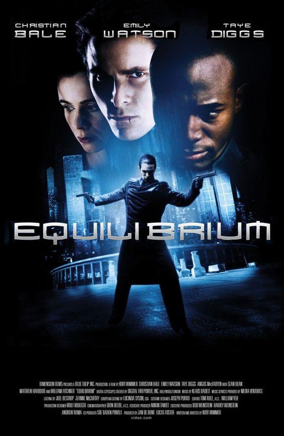 Equilibrium (2002) Hindi Dubbed