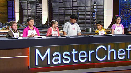 Masterchef Junior: Crackin' Under Pressure