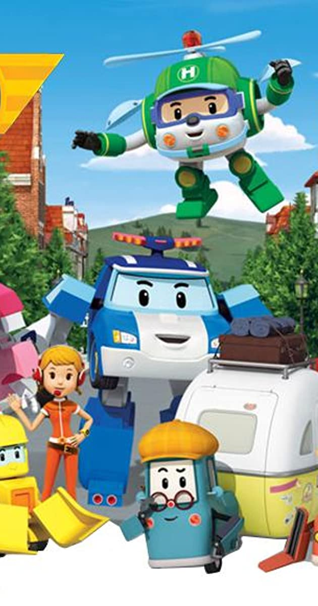 Robocar poli tv series u imdb