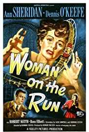 Woman on the Run (1950) Poster - Movie Forum, Cast, Reviews