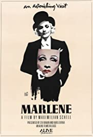 Marlene (1984) Poster - Movie Forum, Cast, Reviews