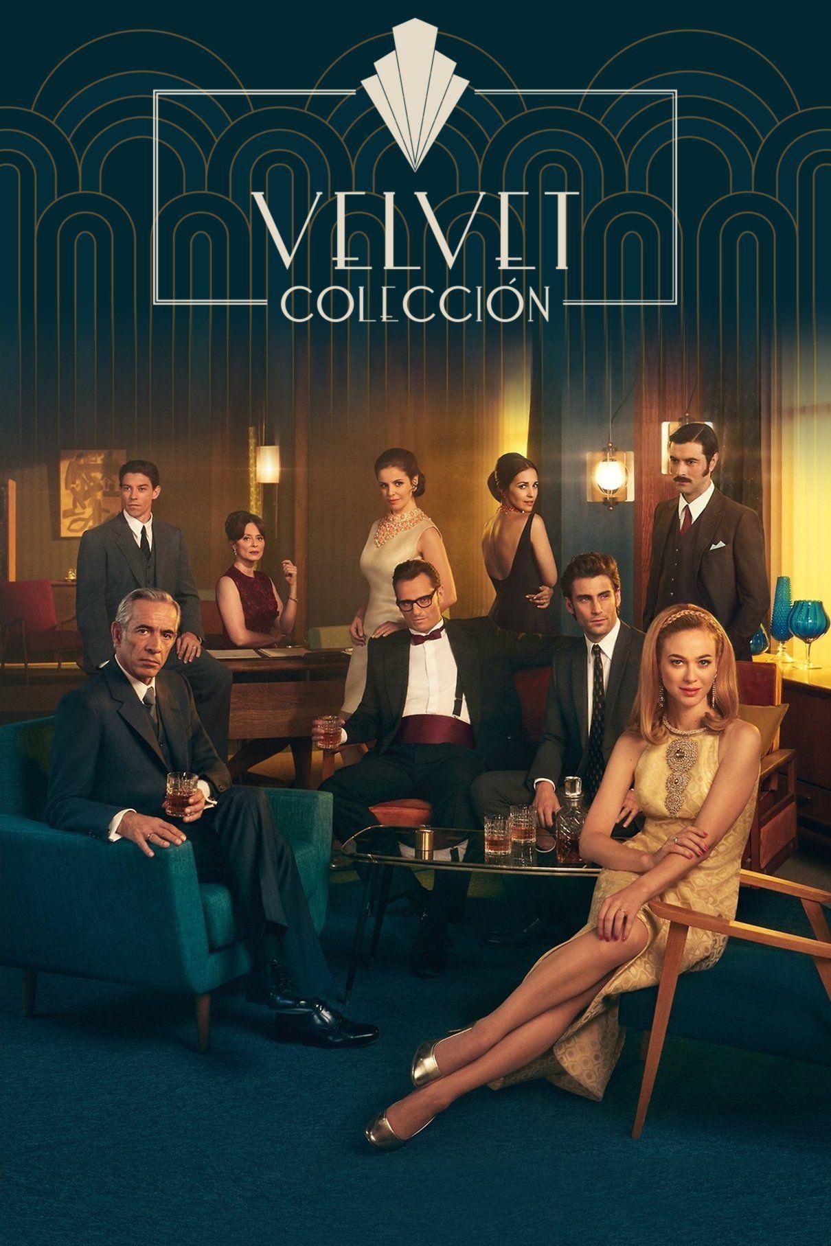 Velvet kolekcija (1 Sezonas) / Velvet Coleccion Season  1