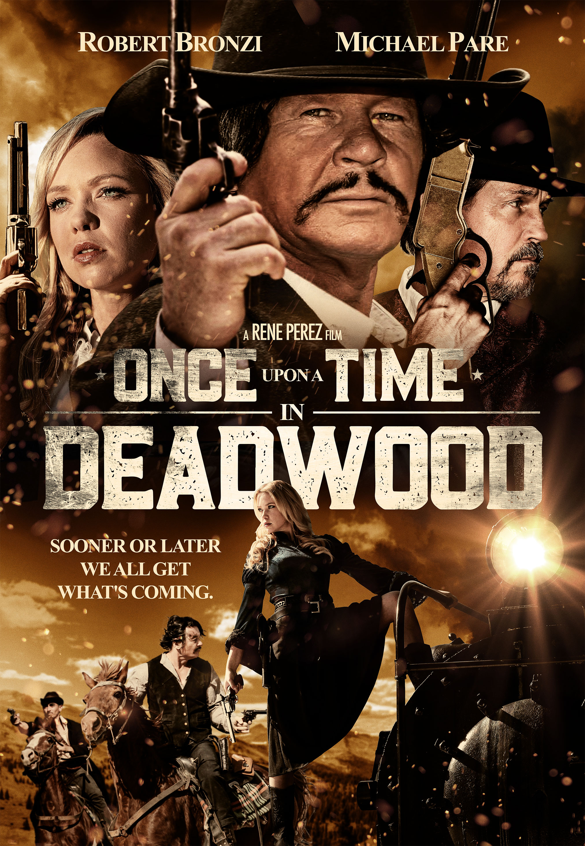 Kartą Deadwood'e (2019) / Once Upon a Time in Deadwood